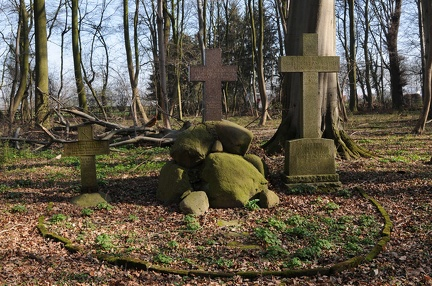 Alter Friedhof am Rittergut